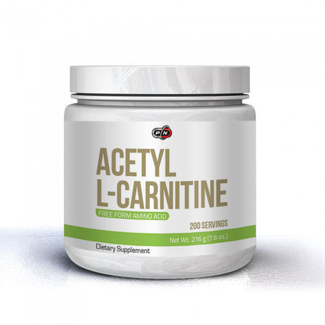Pure Nutrition Acetyl L-Carnitine | Ацетил Л-Карнитин, 216 гр