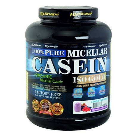 Fit & Shape Micellar Casein | Казеин, 908 гр.