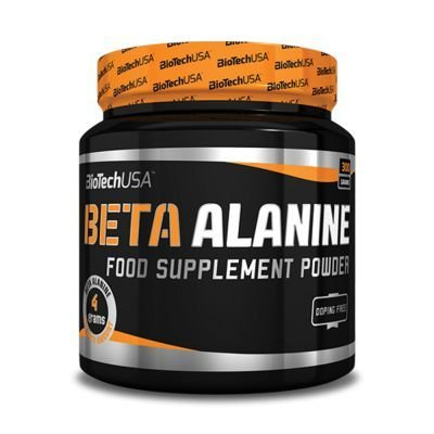BioTech USA Beta Alanine | Бета Аланин, 300 гр.