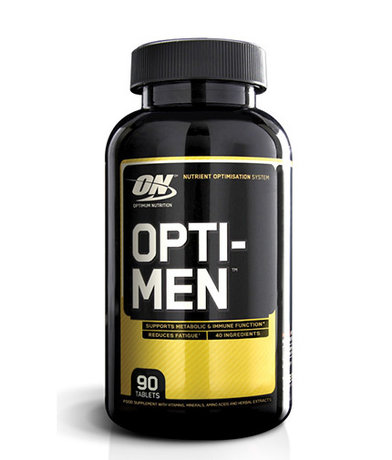 Optimum Nutrition Opti-Men | Мултивитамини за мъже, 90 табл.
