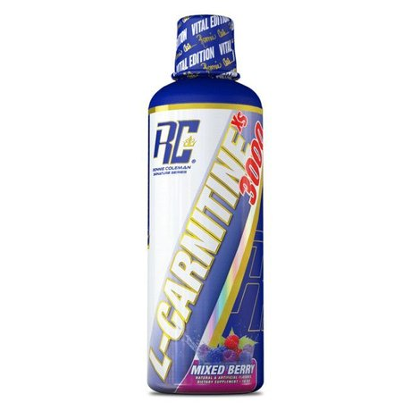 Ronnie Coleman L-Carnitine XS 3000 | Л-Карнитин, 473 мл.