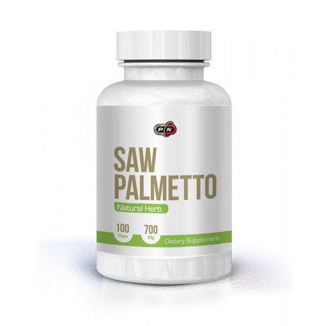 Pure Nutrition Saw Palmetto 700mg | Сау Палмето, 100 капсули