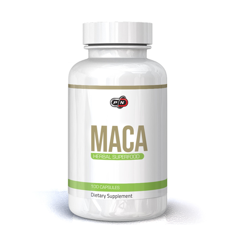 Pure Nutrition Maca 500mg | Мака, 100 капсули