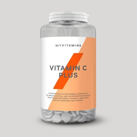 Myprotein Vitamin C Plus | Витамин Ц и Шипка, 60 таблетки
