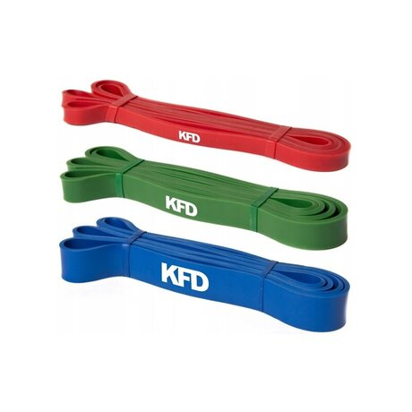 KFD Power Band set | Комплект ластици