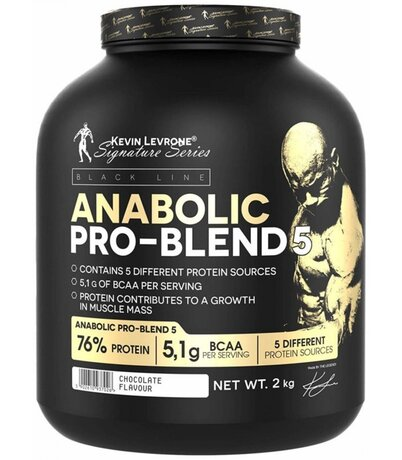 Kevin Levrone Anabolic Pro Blend 5 | Протеин комплекс, 2000 гр.