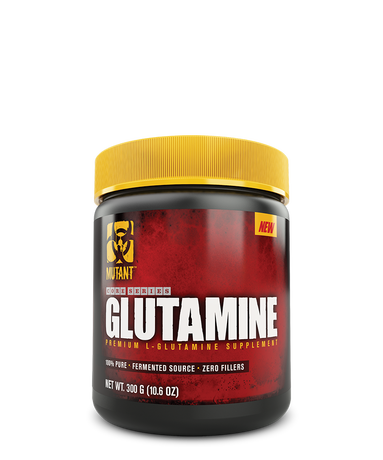 Mutant Core Series L-Glutamine | Глутамин, 300 гр.