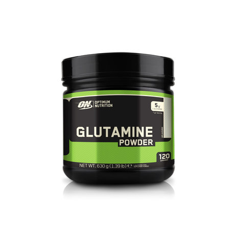 Optimum Nutrition Glutamine Powder | Глутамин, 630 гр.