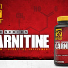 Mutant Core Series L-Carnitine | Л-Карнитин, 120 капсули