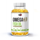 Pure Nutrition Omega 3 Fish Оil | Омега 3 рибено масло, 100 дражета