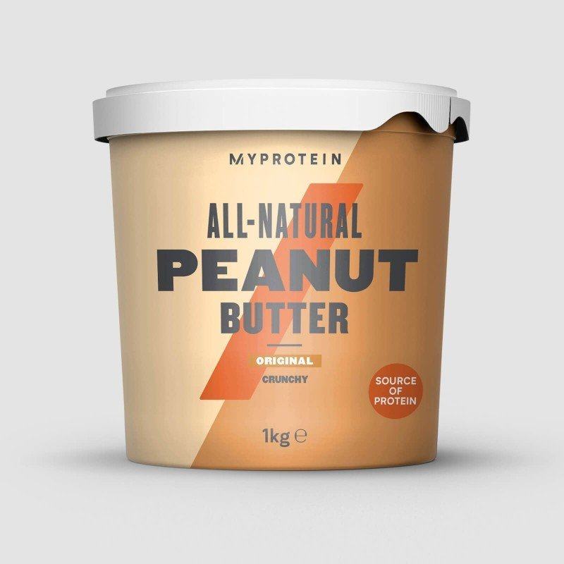 Myprotein Peanut Butter | Фъстъчено Масло Натурално, 1 кг.