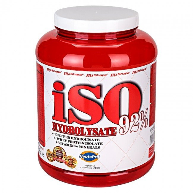 Fit & Shape iSO Hydrolysate | Протеин комплекс, 1809 гр
