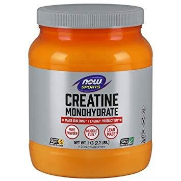 NOW Sports Creatine Monohydrate | Креатин, 1000 гр
