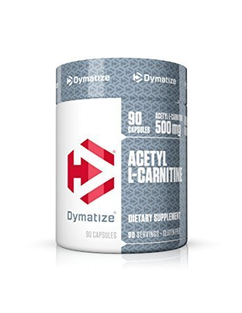 Dymatize Acetyl L-Carnitine | Л-Карнитин, 90 капсули