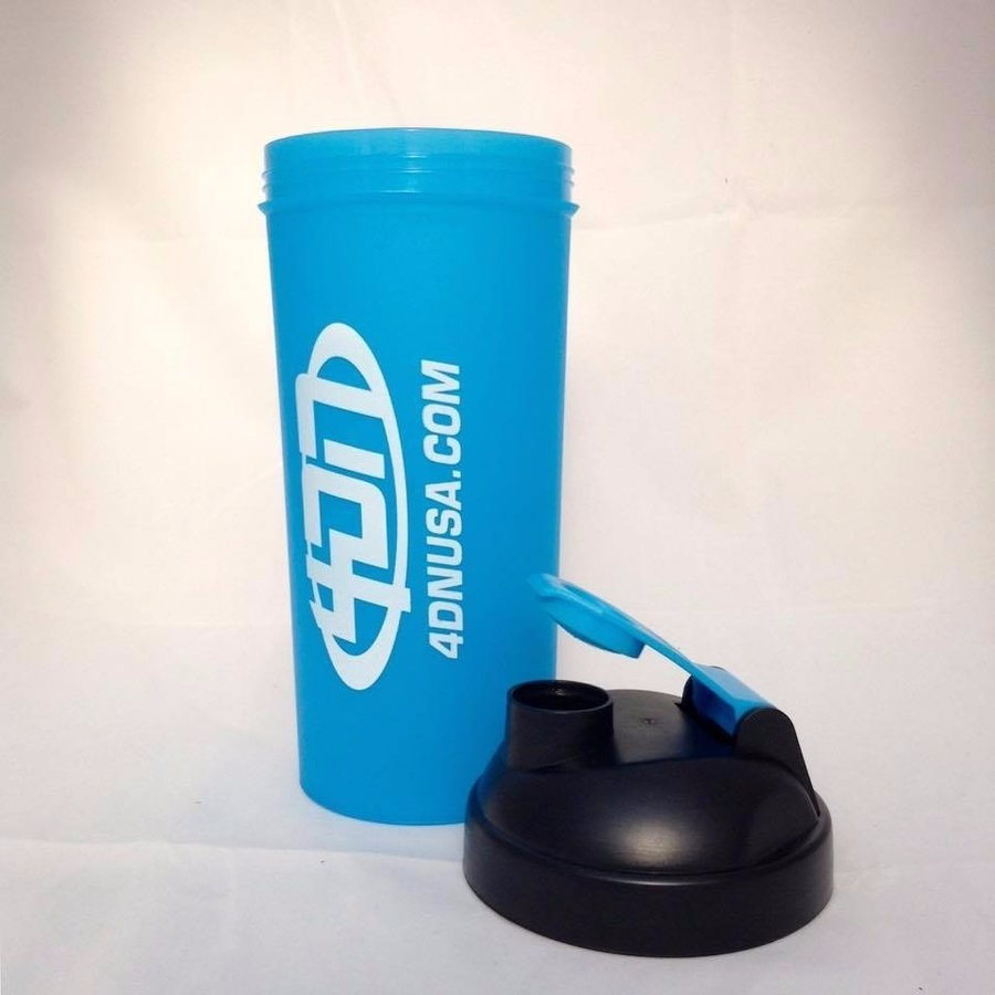 4DN USA Shaker Bottle | Шейкър, 1000 мл.