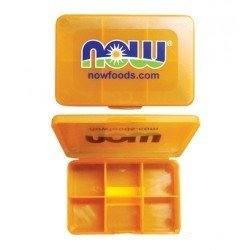 NOW Foods Pill Case, Small | Кутия за Таблетки, малка